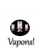 Résistance GTX de Vaporesso